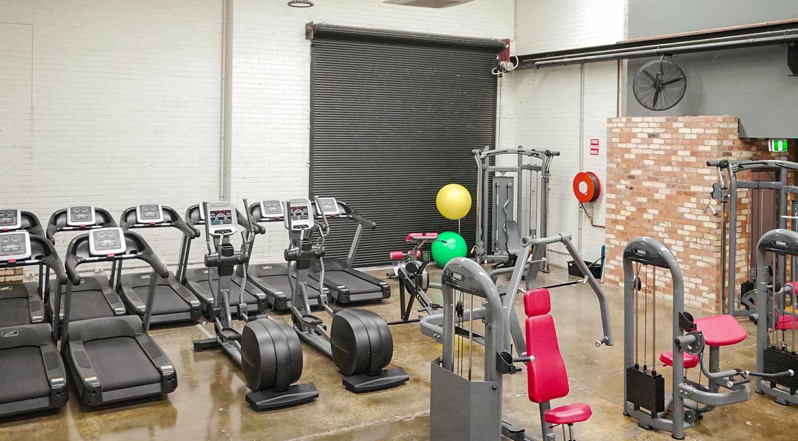 dukes gym richmond cardio machines