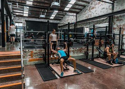 dukes-gym-richmond-bench